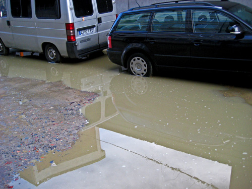 parkeren in derijschoolstraat…