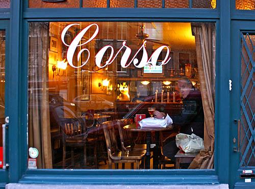 Café CorsoA'pen
