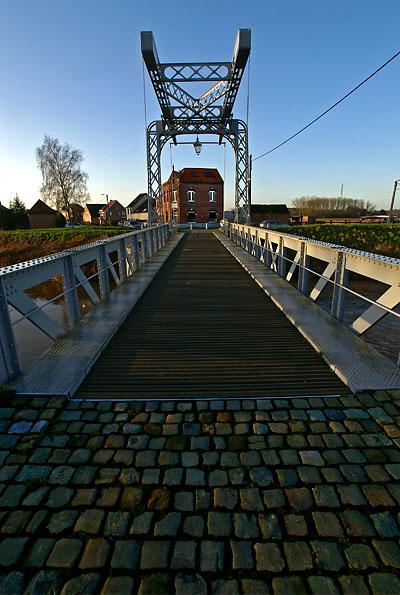 Hansbrug richtingHaacht