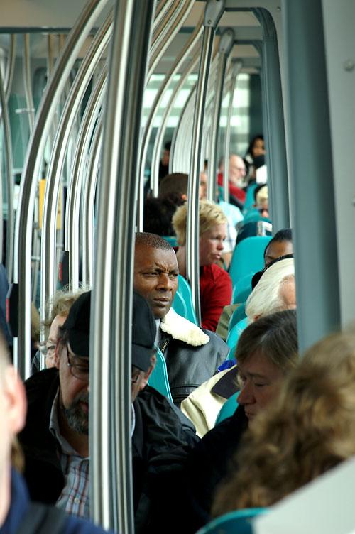 Rotterdam trammen
